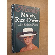 Mandy by Mandy Rice-Davies (10-Nov-1980) Hardcover