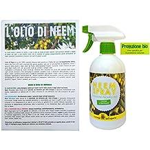 Olio di Neem Spray pronto all'uso 500 ml