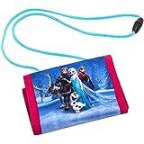 Disney Frozen 463131 - Brieftasche, 13 x 1 x 10 cm