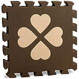 Suave Puzzle esteras alfombras alfombrillas de suelo suave espuma EVA Floor Mat Jigsaw azulejos flores alfombrillas