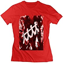 Three Days Grace One X Women's T-Shirt Red Womens XXXX-L