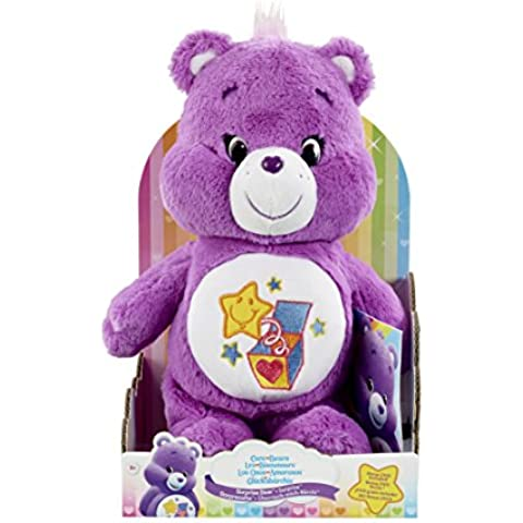 'Vivid Imaginations oso de peluche Care Bears–Sorpresa de peluche con DVD (Multicolor)