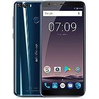 "Ulefone Mix 2 - 4G Smartphone Libre (Android 7.0, 5.7"" 18:9 HD Pantalla, Resolución 720 x 1440, MT6750T Quad Core, 2Gb Ram 16GB ROM, Dual Sim, 3 Cámaras 13MP+ 5MP+5MP)"