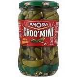Amora Cornichons Croq' Mini 205 g