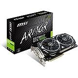 MSI GTX 1080 Ti ARMOR 11G OC Carte graphique Nvidia GeForce GTX 1080 Ti 11 Go PCI Express x16 3.0