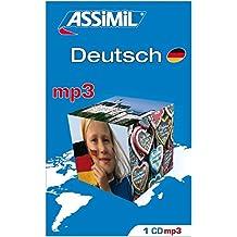L'Allemand ; Enregistrement MP3