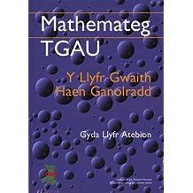 Mathemateg TGAU: Llyfr Gwaith, Y - Haen Ganolradd (Gyda Llyfr Atebion)