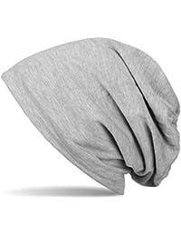 styleBREAKER gorro beanie clásico unisex con tejido polar interior, con relleno 04024008