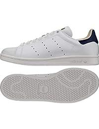 sale retailer d97f9 0f176 adidas Stan Smith, Scarpe da Fitness Uomo, Bianco (FtwblaFtwblaMaruni
