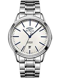 Rotary Herren - Armbanduhr Tradition Analog Quarz GB90161/02