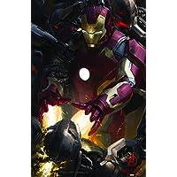 Avengers: Age Of Ultron Iron Man Póster De La Película (2015), papel, A2