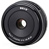 Meike Objectif 28mm f2.8pour micro 4/3, multicoated