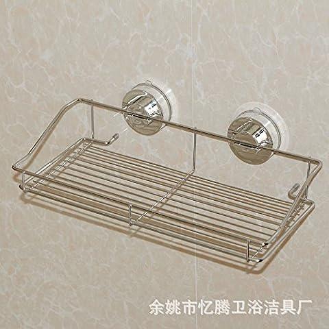 Bagno ripiani,bagno shelf di storage Basket,Montaggio a parete rack con barre di asciugamani