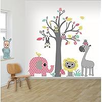Beyond 3d Wandsticker Giraffe Wandtattoo Wandbilder Aufkleber Fur