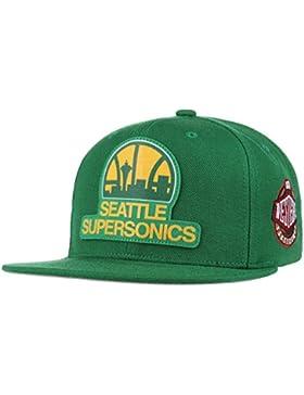 Mitchell & Ness Gorra Grass HWC Supersonics by Gorragorra de Beisbol