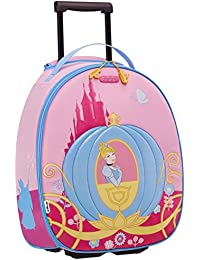 Disney by Samsonite Kindergepäck Disney Wonder Upright 45/16 23.5 Liters Mehrfarbig (Princess Moments) 62306-4406