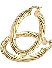 Citerna - Boucles d'oreilles - Or jaune - RIL 1421Y