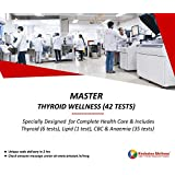 Hindustan Wellness Swasth Bharat - Master Thyroid Wellness (42 Tests) (Voucher Code delivered through email in 2 hours after order confirmation)