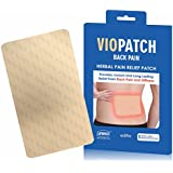 Viopatch Pain Relief Patch for Back Pain - 5 Patches (Extra Large)