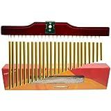 A-Star WCH25 Carillons 25 barres Argenté