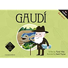 Gaudí (eng.) (Big names for small people)