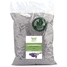 NaturaForte® 1000g Flores de lavanda de aroma intenso