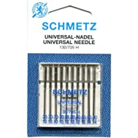 Schmetz Assortiment de 10 aiguilles pour machine à coudre 70-90