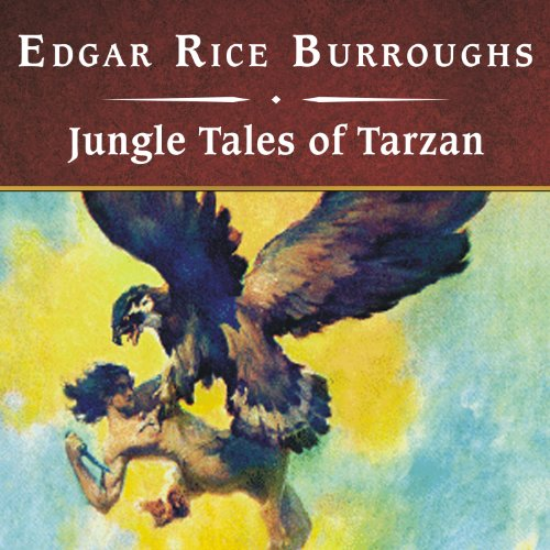 Jungle Tales of Tarzan  Audiolibri
