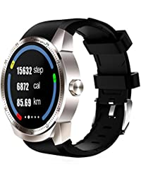 Kingko® 3G Android Smart Watch Bluetooth 3G Android Smart Watch SIM Phone GPS 4GB Dual Core