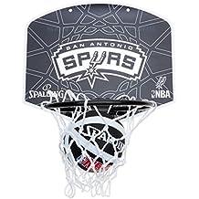 NOCOLOR Spalding Miniboard SA Spurs, 77-632Z