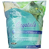 Clear Choice Silica Crystal Cat Litter 7.6L, 3.6 kg