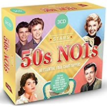 Stars: 50s No.1s - 60 Essential 1950s Chart Toppers