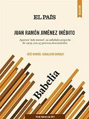 Juan Ramón Jiménez Inédito