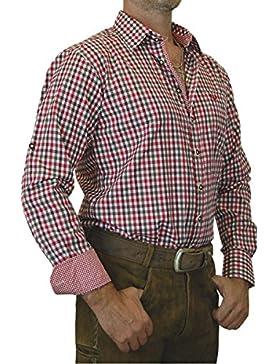 Herren Trachtenhemd Alex II in Bicolor in verschiedenen Ausführungen