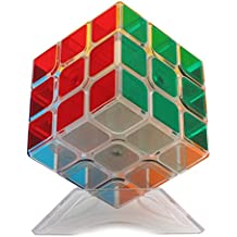 Wings of Wind - Magic Cube Brain Teasers Rompecabezas Toy Cubo de velocidad Stickerless Puzzle (3x3x3)