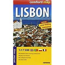 Lisbonne 1/17.500 (poche)