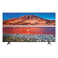 Samsung 58 Inch TV Smart Crystal UHD 4K processor Flat AI Upscale Motion Rate 100 PQI 2000 HDR10+ Mega Contrast