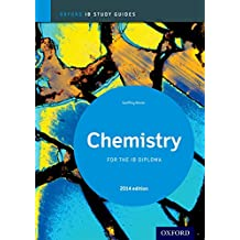 Chemistry Study Guide 2014 edition (Oxford IB Study Guides)