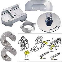 Tecnoseal ánodo Kit w/Hardware–Mercury Alpha 1Gen 2–aluminio