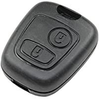lovelifeast Repuesto Entry Remote Key Fob runbber–Carcasa para BMW E46Z3Carcasa Mini runbber coche, For Peugeot 206 207 306 307