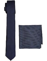 7c1c3470e88 Burton Menswear London Navy Texture Set