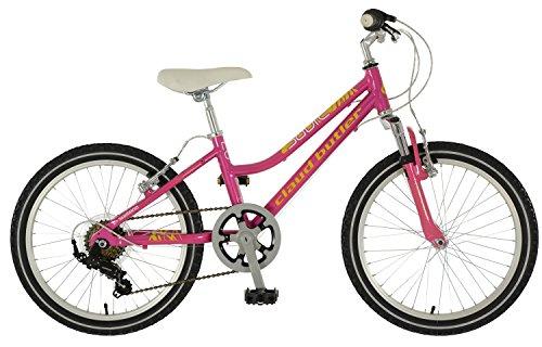 Claud Butler Sabre 20`` Girls Bike - 6 Speed (2016)