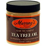 Murrays Tea Tree Oil Hair Treatment 3.5 Oz