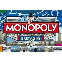 Winning Moves - Jeu de société - Monopoly Bretagne