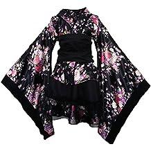 9e5d1d03d Amazon.es: disfraz de japonesa - Negro