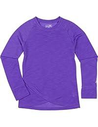 New Balance Girls' Thats A Wrap Long Sleeve Shirts