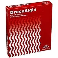 DRACOALGIN 10x10 cm Alginatkompresse 10 St Kompressen preisvergleich bei billige-tabletten.eu