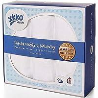 """'xkko Gasas""""Viejos Tiempos–100% de algodón bio–(3pieza)–90x 100cm"""