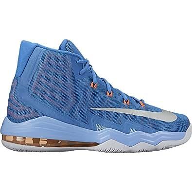 new arrival 7dfd5 496da 30bcc 73465  usa nike men air max audacity 2016 basketball shoes star blue  metallic silver 10.5 5af30 f5e4f