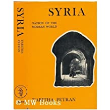 Syria (Nations of the Modern World)